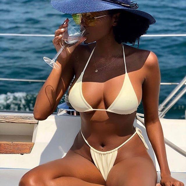 Красивые негритянки голые фото - молодые черные девушки мулатки