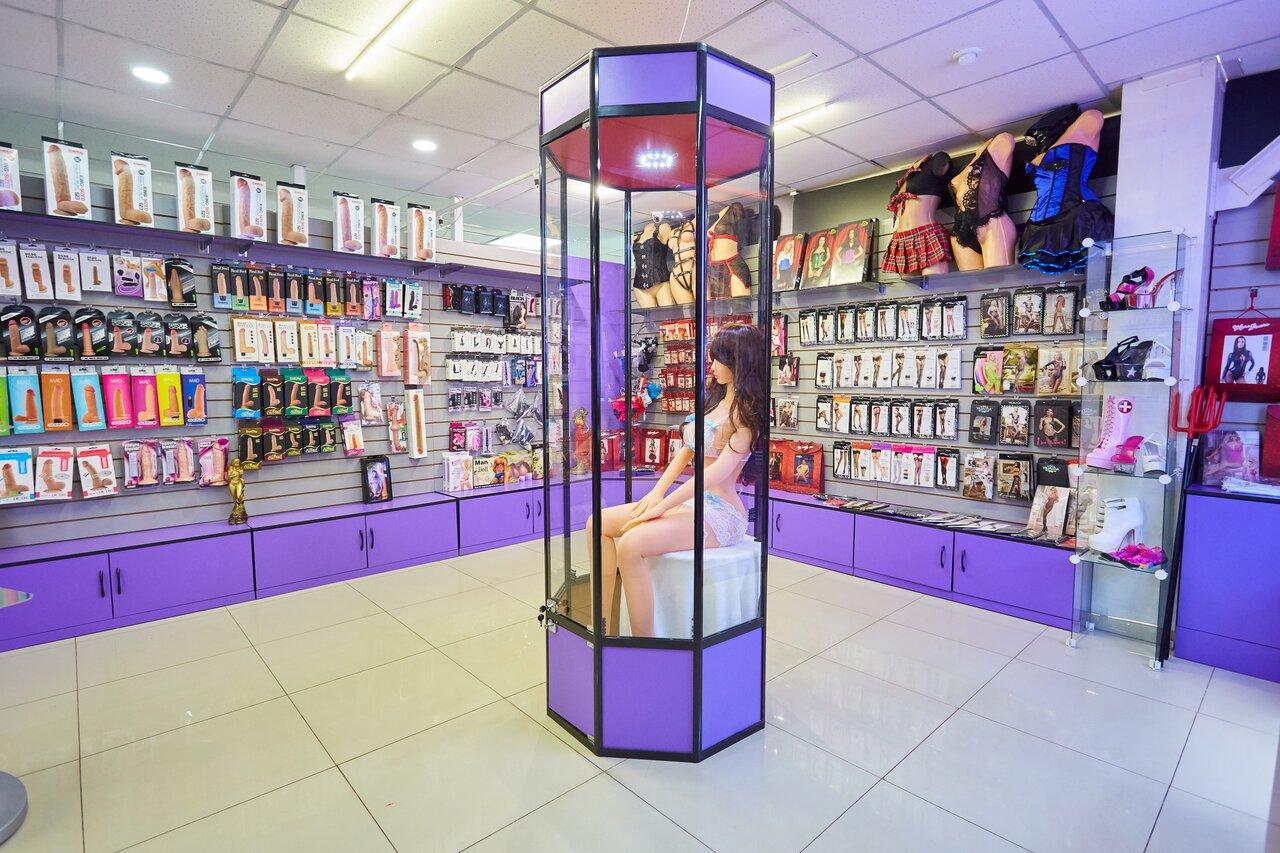 Секс шоп игрушки
