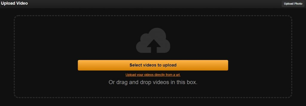 How to upload your photos&videos on PornoHub